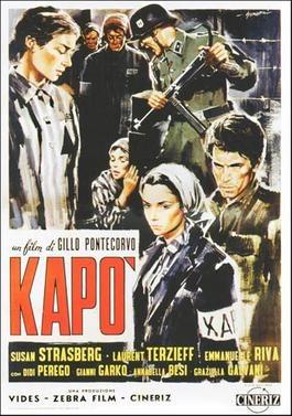 קאפו (1960), כרזת הסרט